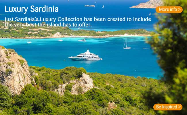 Luxury Sardinia