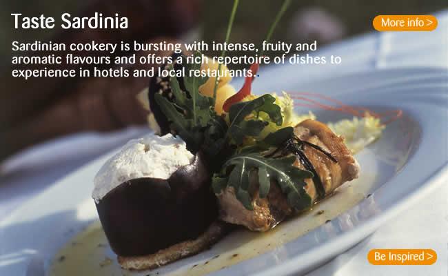 Taste Sardinia