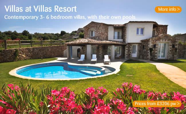Villas at Villas Resort