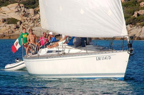 Sailing Tour to the Islands of La Maddalena