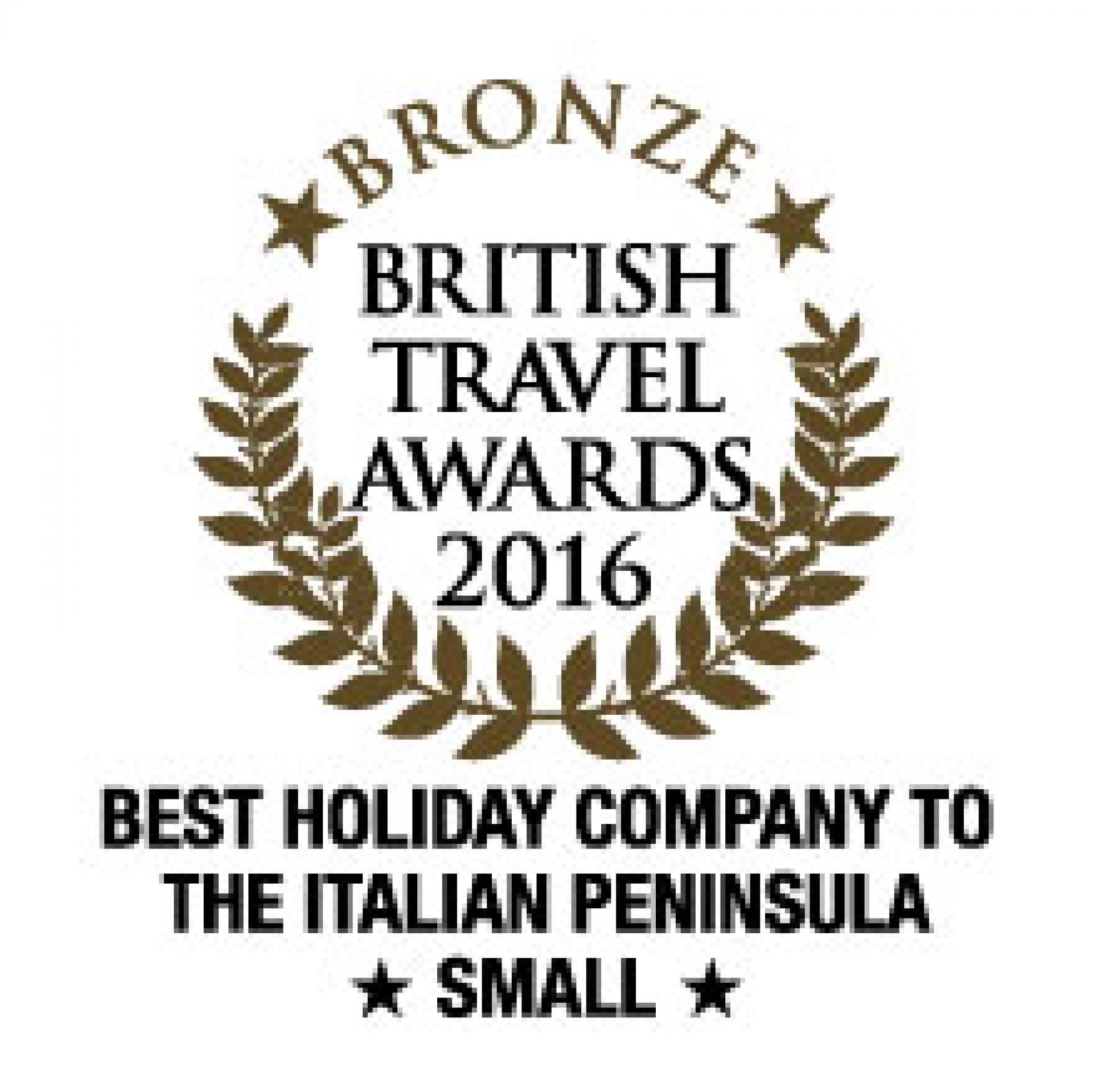 British Travel Awards 2016