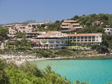 hotel baia sardinia bisaccia italy map - photo#28